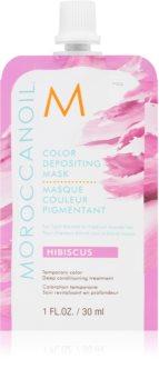 Moroccanoil Color Depositing maschera nutriente delicata senza pigmenti colorati permanenti