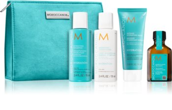 Moroccanoil Hydration Travel Set (For Dry Hair)