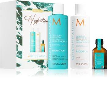 Moroccanoil Hydration подаръчен комплект (за суха коса )