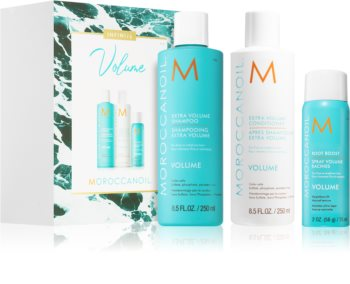 Moroccanoil Volume Gift Set (For Fine Hair And Hair Without Volume)