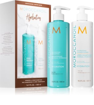 Moroccanoil Hydration Economy Pack (For Hydration And Shine)