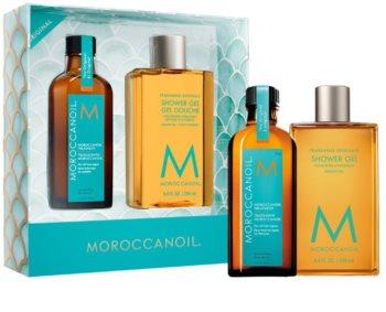 Moroccanoil Original kosmetikos rinkinys (kūnui ir plaukams)