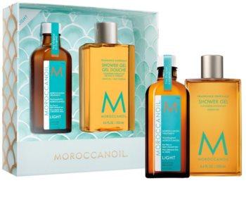 Moroccanoil Original Sæt  (til hår og krop)