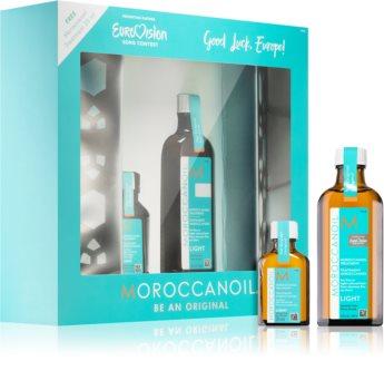 Moroccanoil Treatment изгодна опаковка (за фина боядисана коса)