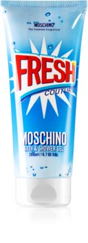 Moschino Fresh Couture sprchový a koupelový gel pro ženy