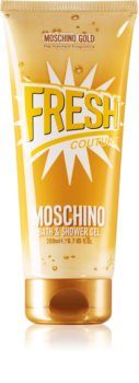 Moschino Gold Fresh Couture Shower And Bath Gel for Women