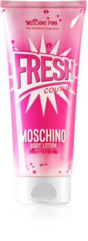 Moschino Pink Fresh Couture тоалетно мляко за тяло за жени