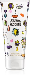 Moschino So Real Body Lotion for Women