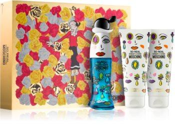 Moschino So Real set cadou I. pentru femei