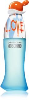Moschino I Love Love Eau de Toilette för Kvinnor