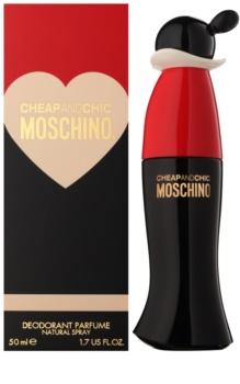 Moschino Cheap & Chic deodorante con diffusore per donna 50 ml