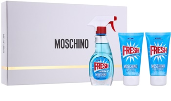 Moschino Fresh Couture coffret II.