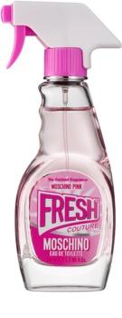 Moschino Pink Fresh Couture Eau de Toilette til kvinder
