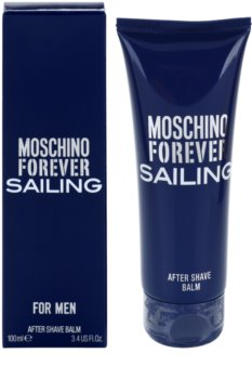 Moschino Moschino Forever Sailing borotválkozás utáni balzsam uraknak