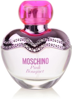Moschino Pink Bouquet Eau de Toilette for Women