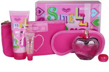 Moschino Pink Bouquet lote de regalo V.