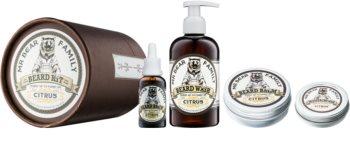 Mr Bear Family Citrus kit di cosmetici I. per uomo