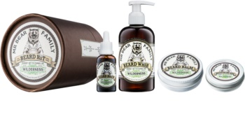 Mr Bear Family Wilderness Kosmetik-Set  I. für Herren