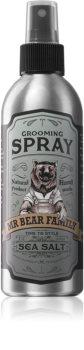 Mr Bear Family Sea Salt Multipurpose Hair Spray With Sea Salt