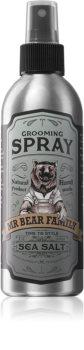 Mr Bear Family Sea Salt spray multifonctionnel au sel marin