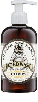Mr Bear Family Citrus Bartshampoo
