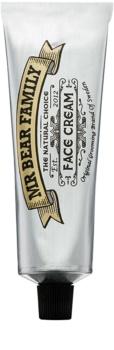 Mr Bear Family Skincare hydratační pleťový krém pro muže