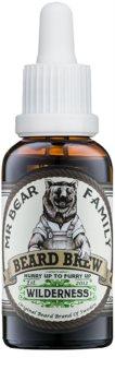 Mr Bear Family Wilderness olio da barba