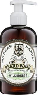 Mr Bear Family Wilderness champú para barba
