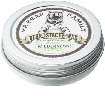 Mr Bear Family Wilderness Beard Wax