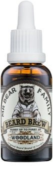 Mr Bear Family Woodland olje za brado