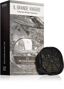 Mr & Mrs Fragrance Il Grande Viaggio Malaysian Black Tea recharge pour diffuseur d'huiles essentielles capsules