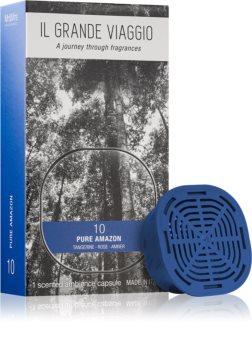 Mr & Mrs Fragrance Il Grande Viaggio Pure Amazon recarga para difusor de aromas cápsulas