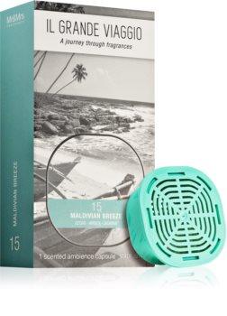 Mr & Mrs Fragrance Il Grande Viaggio Maldivian Breeze Täyttö Aromien Hajottajille Kapselit