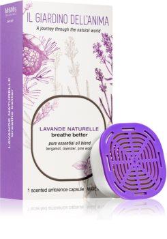 Mr & Mrs Fragrance Il Giardino Dell'Anima Lavande Naturelle ersatzfüllung aroma diffuser kapseln (Breathe better)