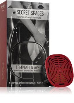 Mr & Mrs Fragrance Secret Spaces Temptation Ave. ricarica per diffusori di aromi capsule