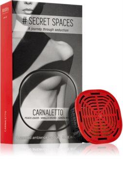 Mr & Mrs Fragrance Secret Spaces Carnaletto recharge pour diffuseur d'huiles essentielles capsules