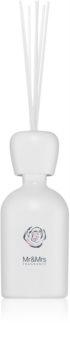Mr & Mrs Fragrance Blanc Florence Talcum Powder aromadiffusor med opfyldning
