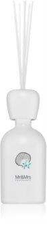 Mr & Mrs Fragrance Blanc Maldivian Breeze diffuseur d'huiles essentielles avec recharge