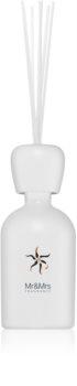 Mr & Mrs Fragrance Blanc Zanzibar Amber aroma diffuser met vulling