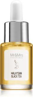 Mr & Mrs Fragrance Blanc Malaysian Black Tea ароматична олійка