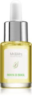 Mr & Mrs Fragrance Blanc Papaya do Brasil fragrance oil