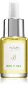 Mr & Mrs Fragrance Blanc Papaya do Brasil ароматична олійка