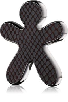 Mr & Mrs Fragrance Niki Fashion Black Orchid luftfräschare för bil Refillable