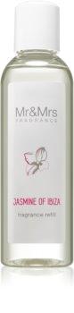 Mr & Mrs Fragrance Blanc Jasmine of Ibiza пълнител за арома дифузери