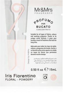 Mr & Mrs Fragrance Laundry White Lily koncentreret skyllemiddel til vaskemaskiner