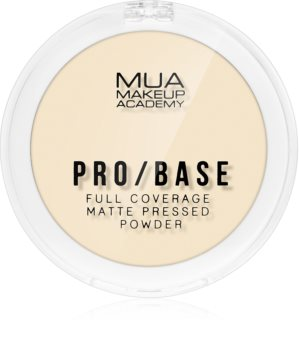 MUA Makeup Academy Pro/Base puder matujący