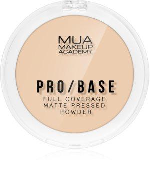 MUA Makeup Academy Pro/Base matující pudr