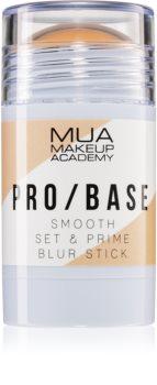 MUA Makeup Academy Pro/Base vyhladzujúca podkladová báza pod make-up na rozšírené póry