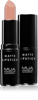 MUA Makeup Academy Matte matný rúž
