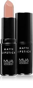 MUA Makeup Academy Matte Matte Lipstick